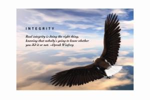 Kathy Nicholls Integrity